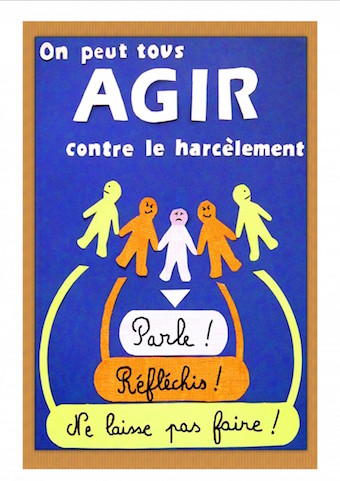 agir contre harcelement
